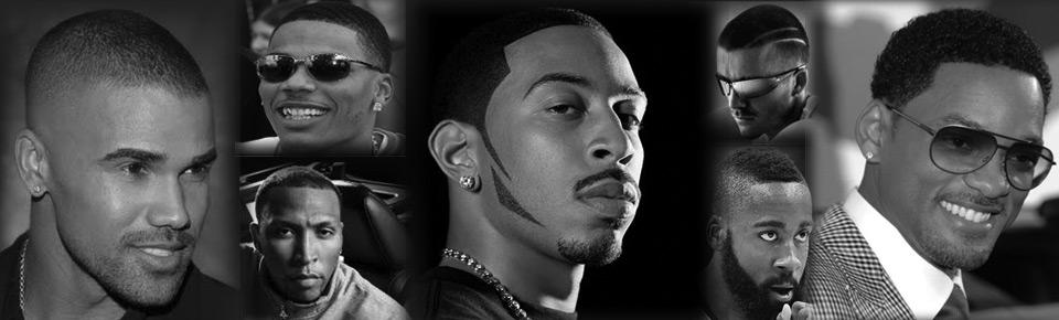 Celebrity Haircuts - BW