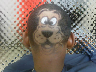 Scooby Haircut Style