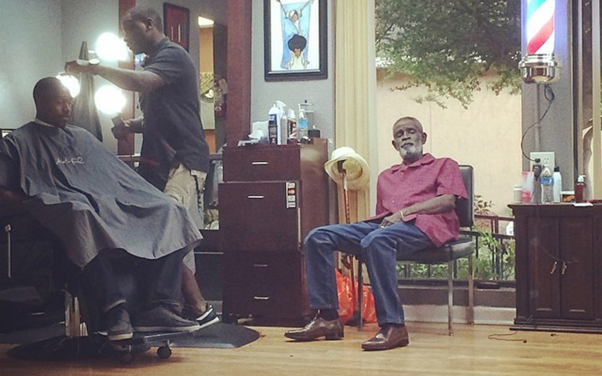 Kutinfed Barbershop for no wait haircut appointments